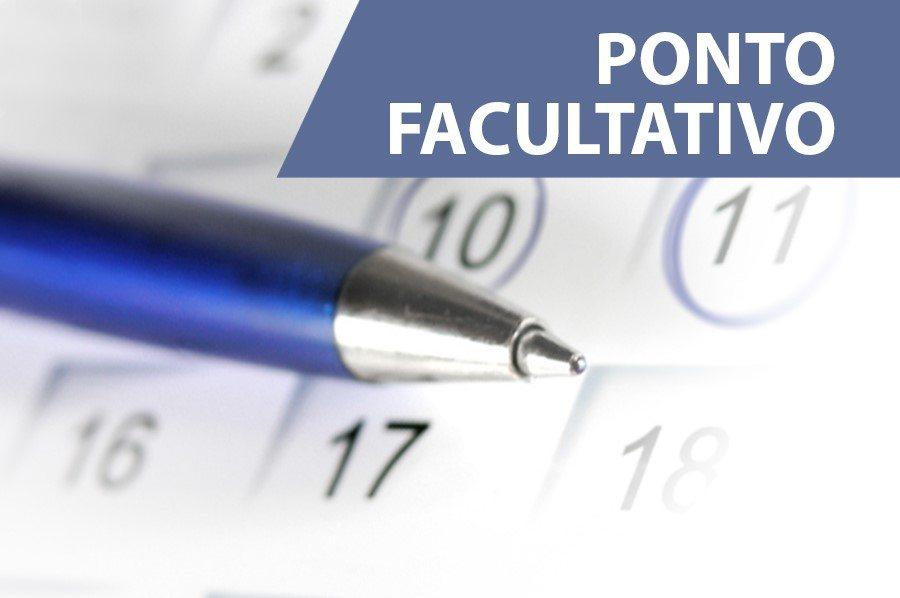 Câmara de Paraíso estabelece ponto facultativo no dia 11 de outubro