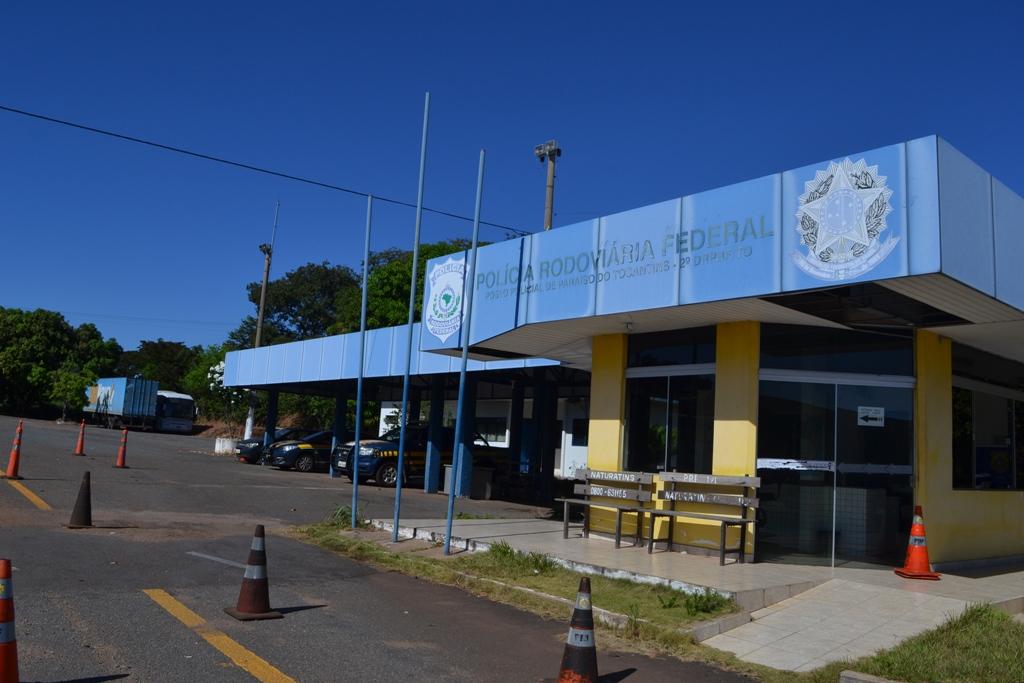 ATR e órgãos de trânsito realizam blitz educativa na BR-153 em Paraíso, nesta quarta (15)