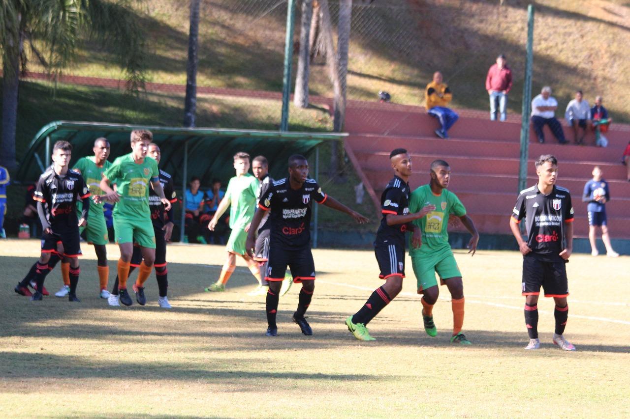 Vencendo por 2 a 0, Brasilis cede empate para Botafogo de Ribeirão Preto pelo Paulista sub-15