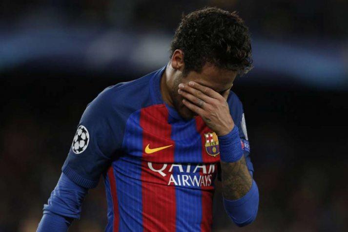 Presidente do Barcelona diz que volta de Neymar é improvável