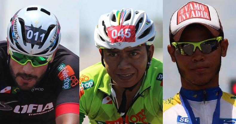 Atletas de Palmas disputam prova ciclística de São Sebastião em Codó