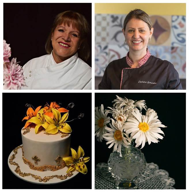 Alta Confeitaria: Cake designer nº1 do país recebe chef internacional em solo brasileiro