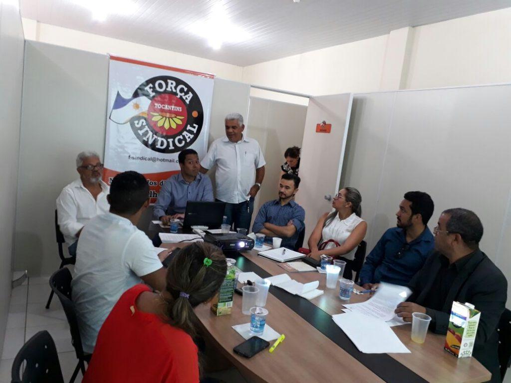 Sintraesco e Sescap discutem Minuta de Convenção Coletiva