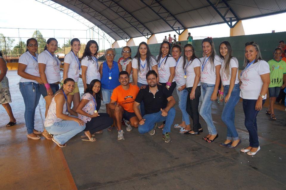 Prefeitura de Nova Rosalândia comemora Dia da Mulher com harmonia e descontração