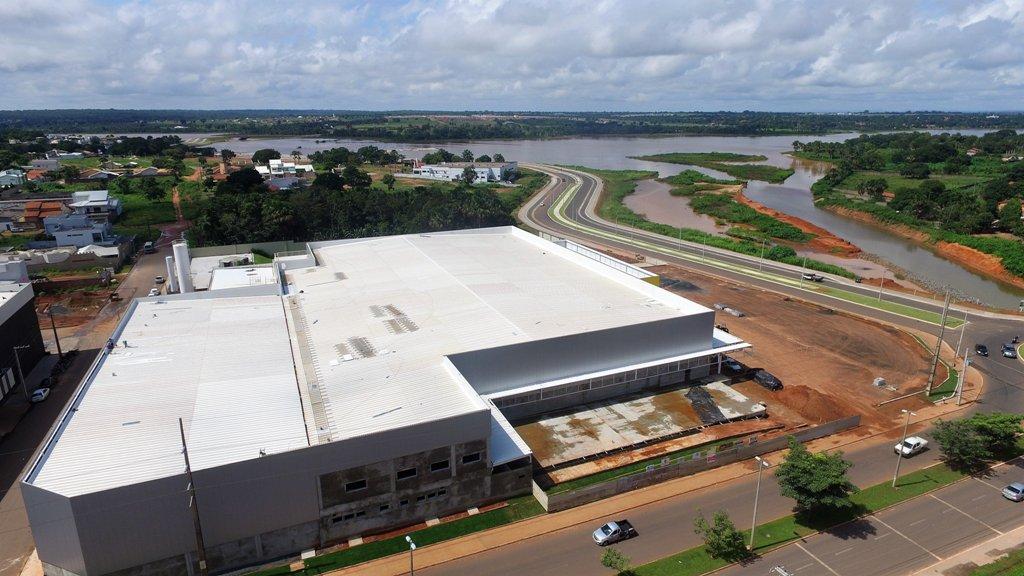 Primeiro empreendimento da Via Lago será inaugurado neste semestre