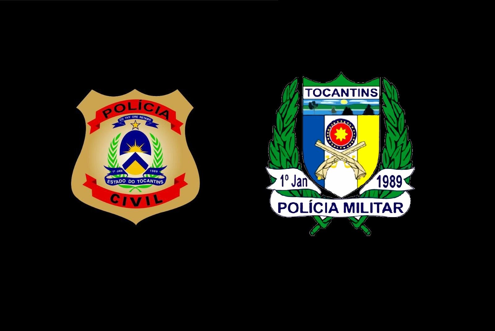 Polícia Civil e Militar prendem suspeitos de contrabando de cigarros em Gurupi