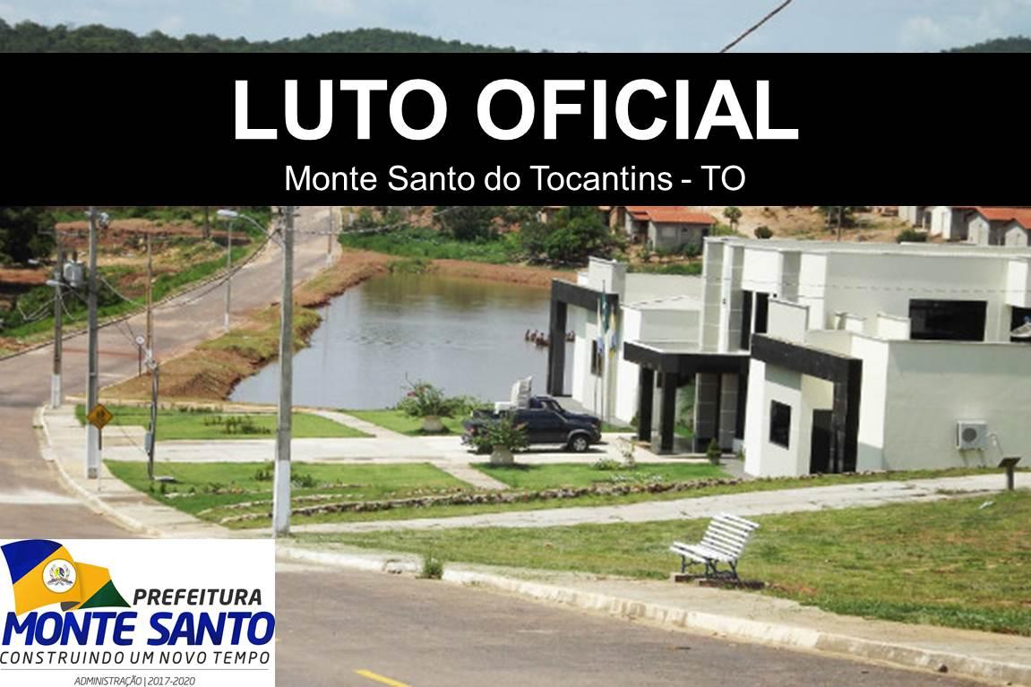 Prefeito de Monte Santo decreta luto oficial por três dias pelo falecimento de Francisco Ribeiro