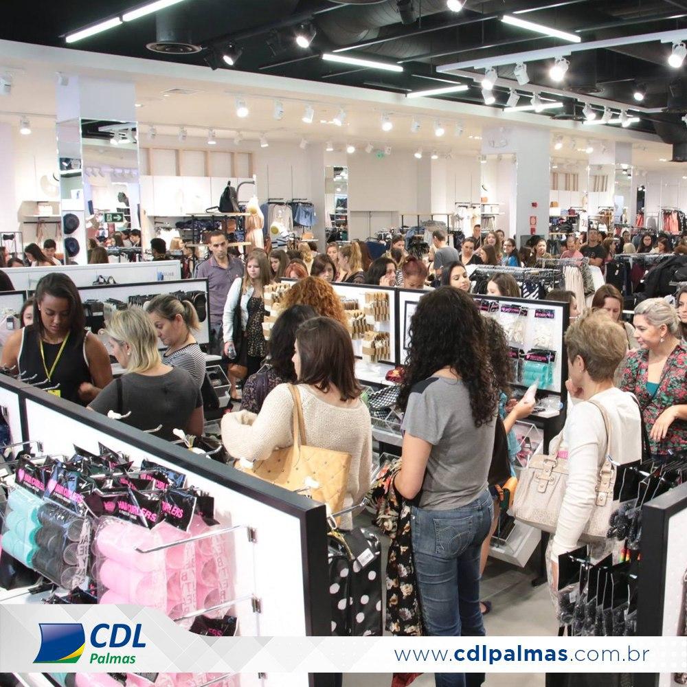 Governo Federal autoriza comércio a funcionar aos sábados e domingos/CDL PALMAS