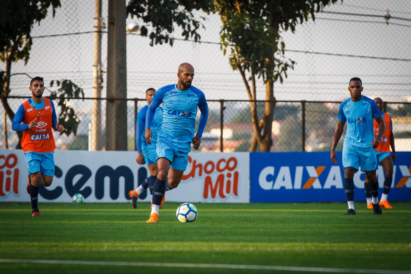 Invicto há cinco jogos pelo Cruzeiro, Bruno Silva tem reencontro de boas lembranças com a Chapecoense