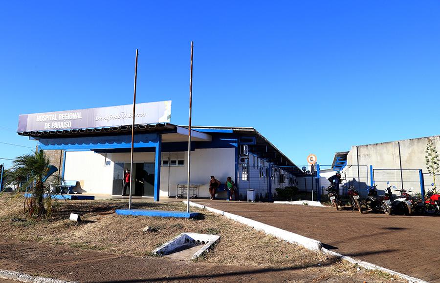 Sinpol-TO publica nota de esclarecimento sobre ação de policiais no Hospital Regional de Paraíso
