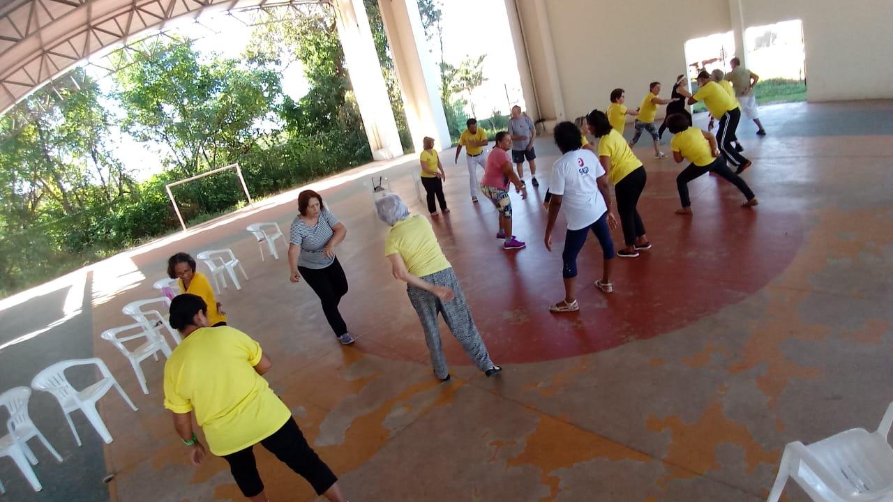 Parque da Pessoa Idosa retoma as atividades de 2019 com ginástica terapêutica