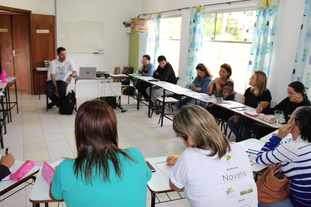 Adiada formação de professores em Guaíba (RS) nos dias 17 e 18 por causa do novo coronavírus