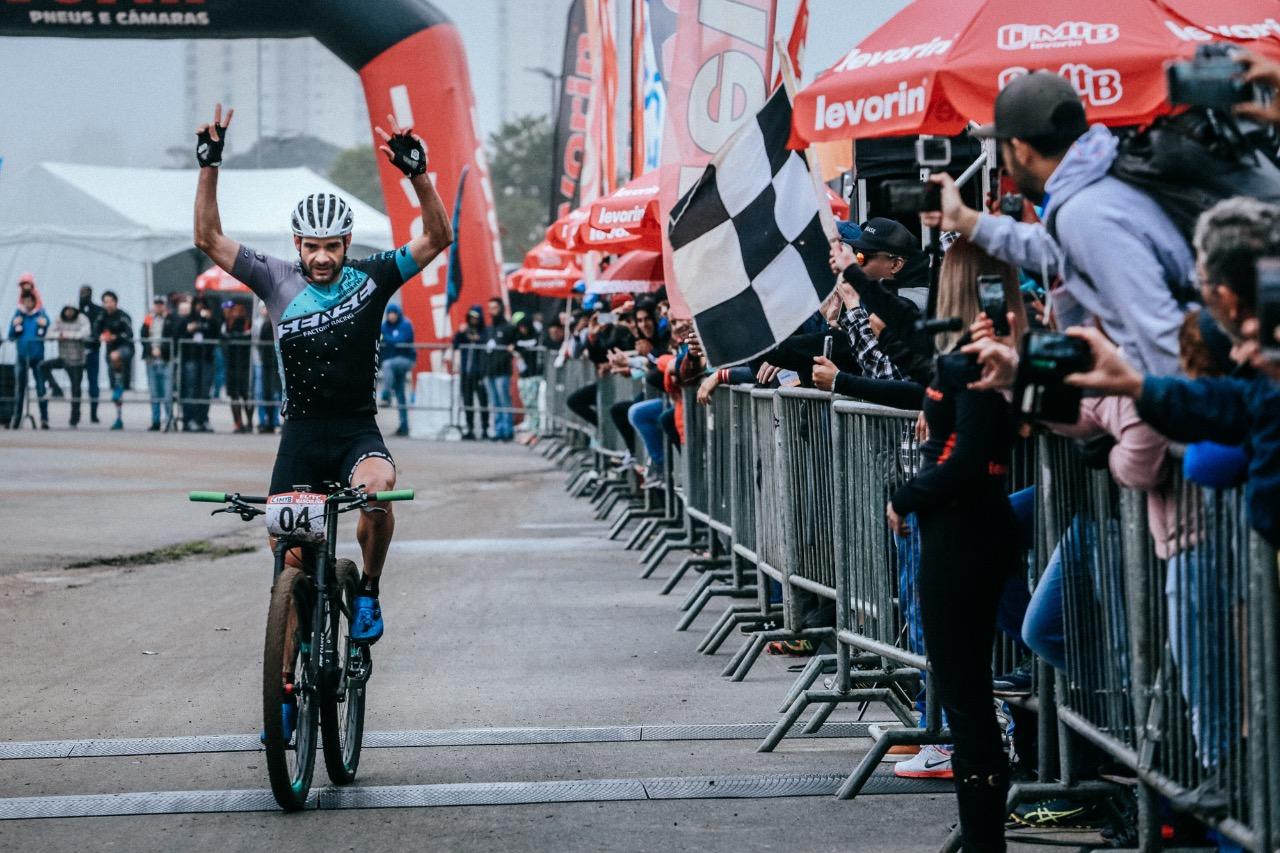 Rubinho Valeriano é vice-campeão da CIMTB, em prova dominada por ciclistas Shimano