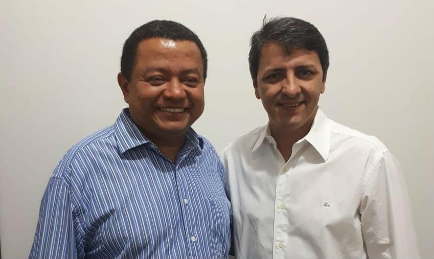 José Geraldo aceita convite e será vice de Marlon Reis