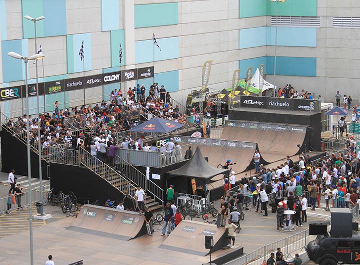 Skature II reúne modalidades do skate e do BMX Freestyle em Sorocaba