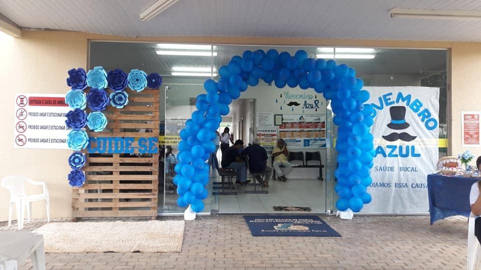 Nova Rosalândia realiza centenas de exame e atendimentos médicos durante o Novembro Azul