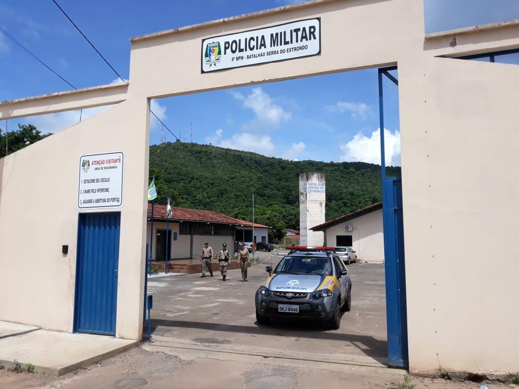 Menor é apreendido em flagrante por roubo em Paraíso do Tocantins