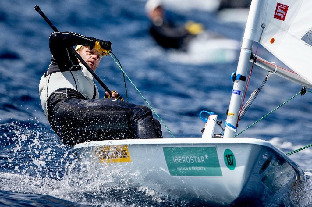 Scheidt garante vaga na flotilha ouro do Campeonato Mundial da Classe Laser, na Austrália
