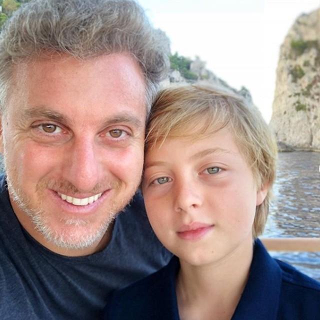 Filho de Huck e Angélica passa por neurocirurgia após sofrer traumatismo; estado de saúde é estável