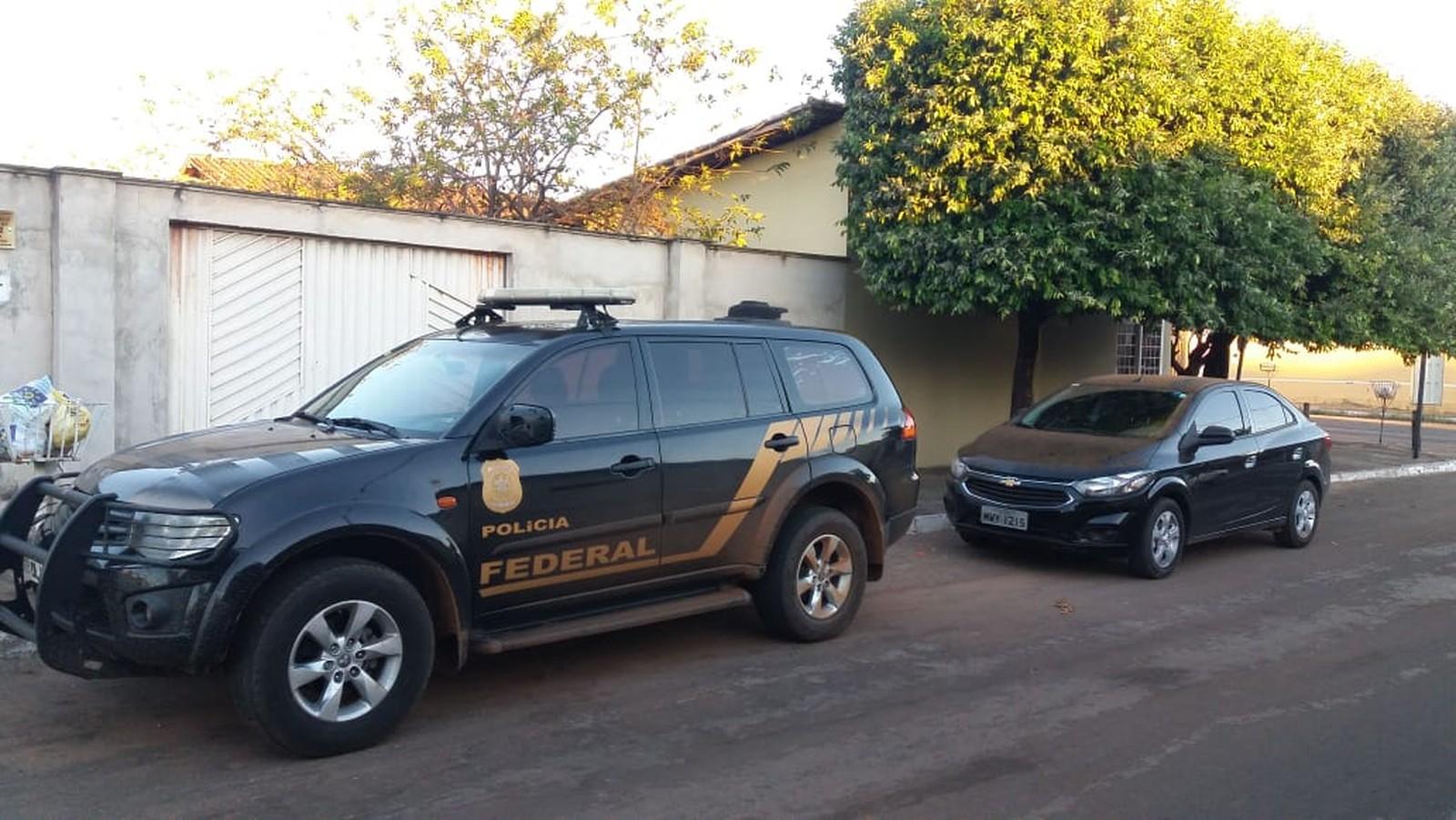 Polícia Federal cumpre mandados contra grupo de contadores suspeito de aplicar golpes