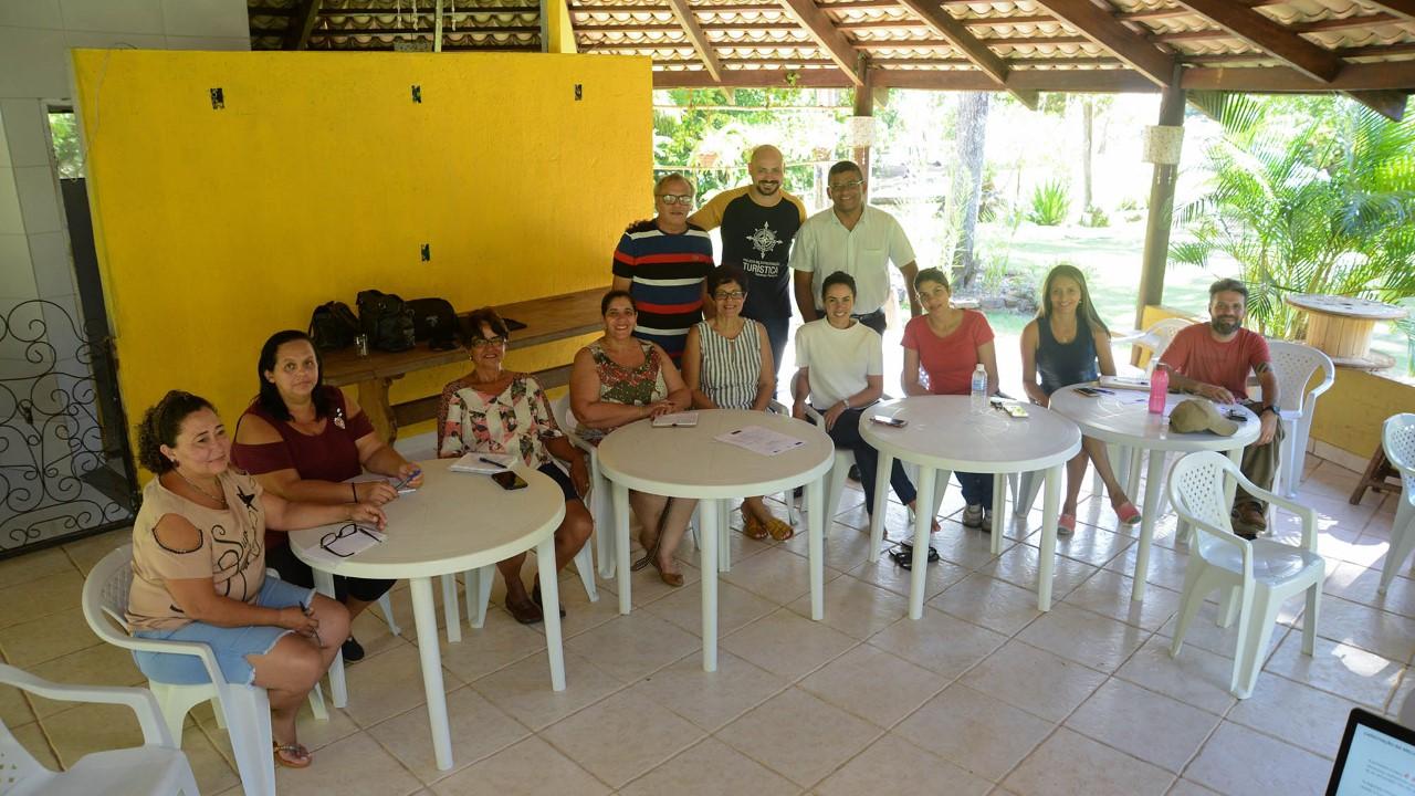 Curso de Apresentação de Pratos e Serviços de Mesa é ofertado à empreendedores de Taquaruçu Grande