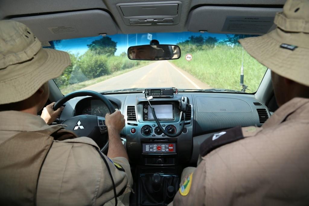 Polícia Militar define áreas estratégicas para otimizar atuação do Batalhão Ambiental