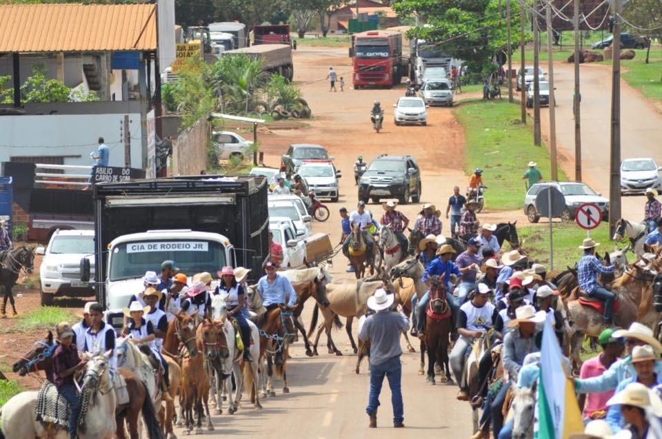 39ª Expoagro e 11ª Exponacional de Porto Nacional começa no domingo, 8, com grande cavalgada