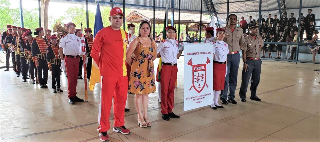Banda de Música do Cemil vence concurso e conquista para o Tocantins vaga no Campeonato Brasileiro