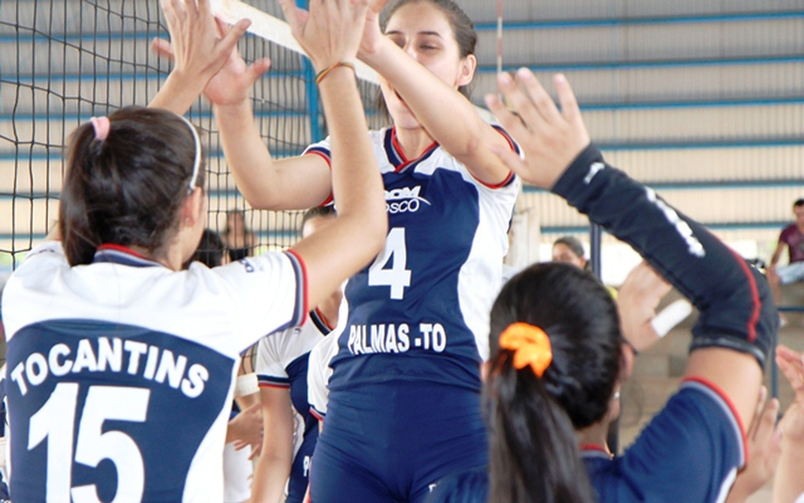 Equipe da 2ª divisão feminina vai representar o Tocantins no Brasileiro de Seleções de Vôlei Sub-16