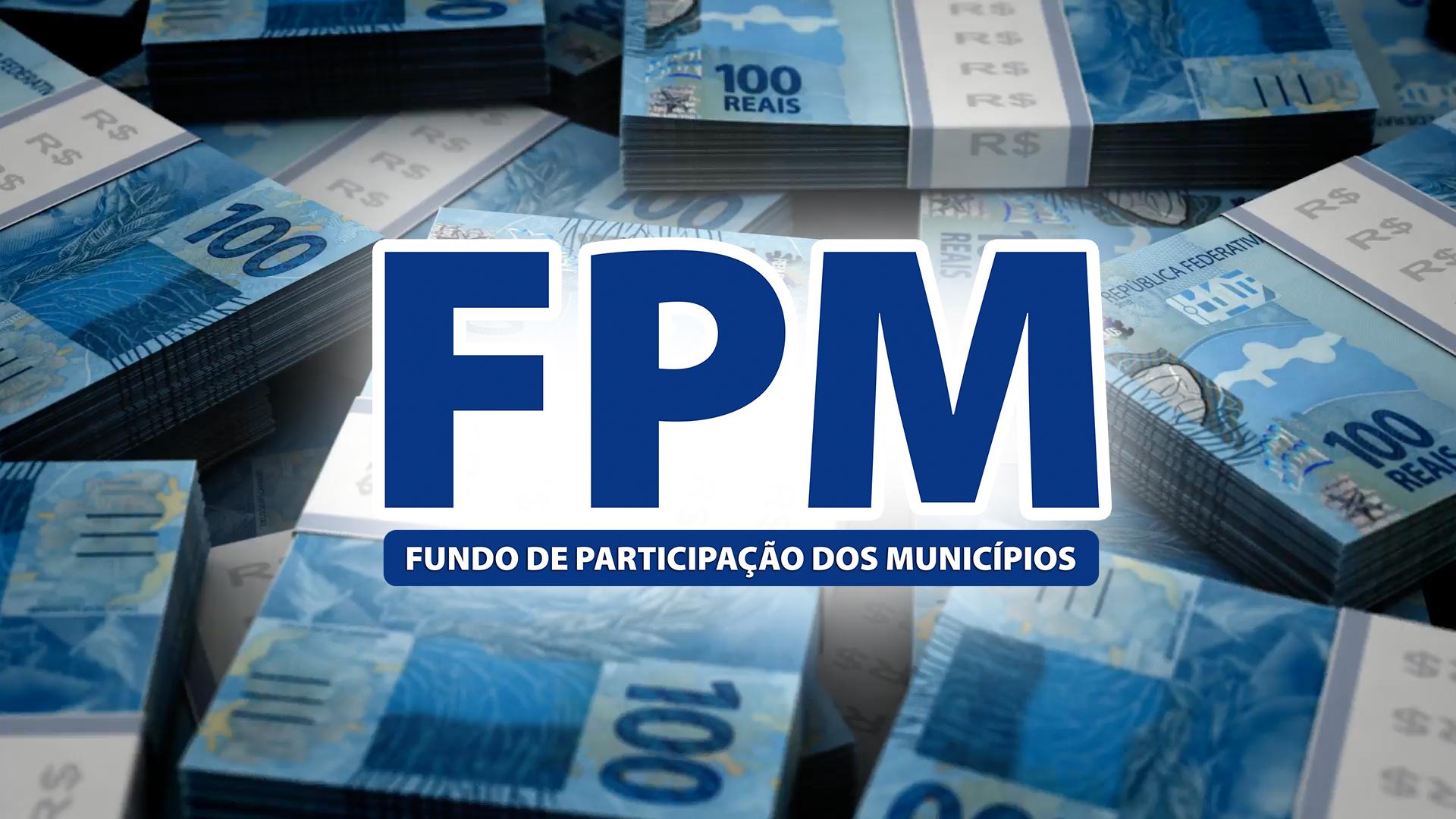 Recomposição do FPM do mês de setembro será de R$ 1,5 bi; confira quanto seu município deve receber