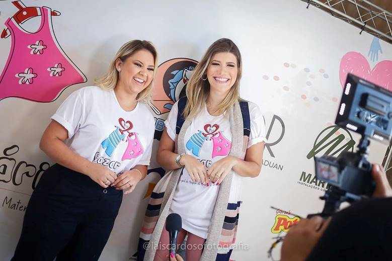 Esposas dos sertanejos Zé Neto e Cristiano fazem Bazar Solidário em prol do HCM de São José do Rio Preto