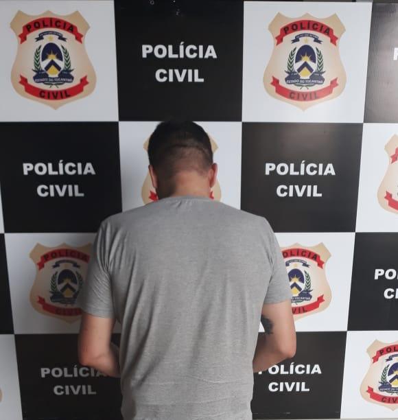 Polícia Civil prende homem suspeito de comprar gado e realizar pagamento com cheques sem fundos, em Araguaína