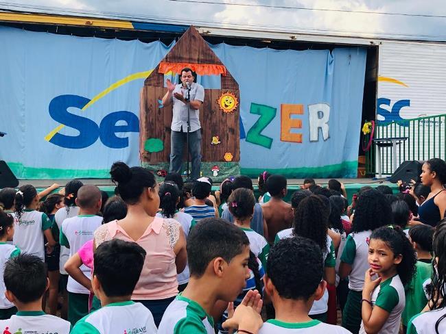 Subseção da OAB e CONSEG de Paraíso do Tocantins promovem Projeto Criança Feliz