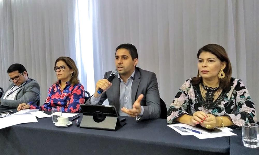 Em Brasília, Adriana Aguiar representa o Tocantins em oficina Técnica do Consórcio Amazônia Legal