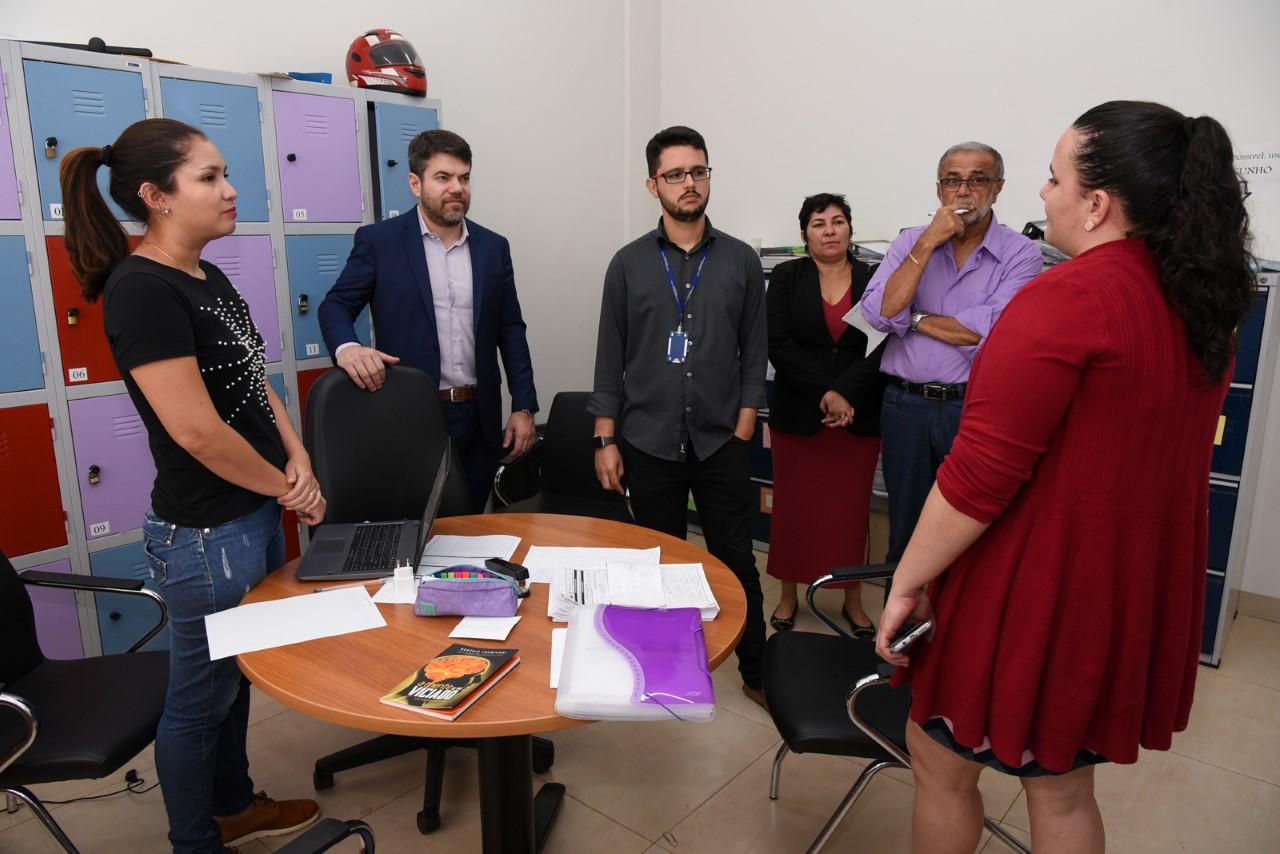 MPTO vistoria Centros de Atenção Psicossocial de Palmas e constata deficiências na área de recursos humanos
