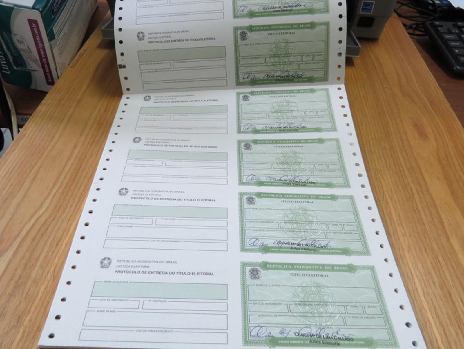 Eleitores do Tocantins devem ficar atentos ao prazo para regularizar o título eleitoral