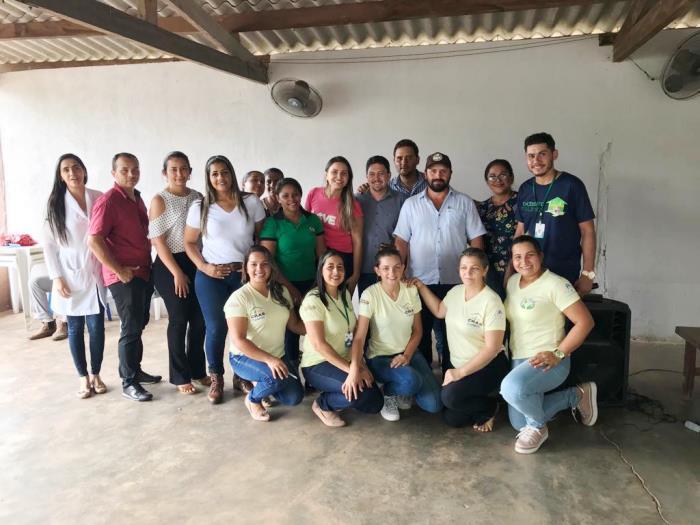 Prefeitura de Barrolândia leva saúde e cidadania à comunidade da região das Três Marias