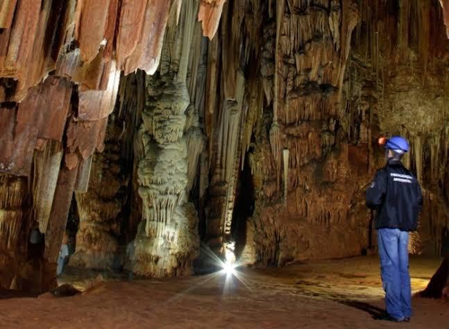 Passeio diferente: conheça a Caverna do Diabo