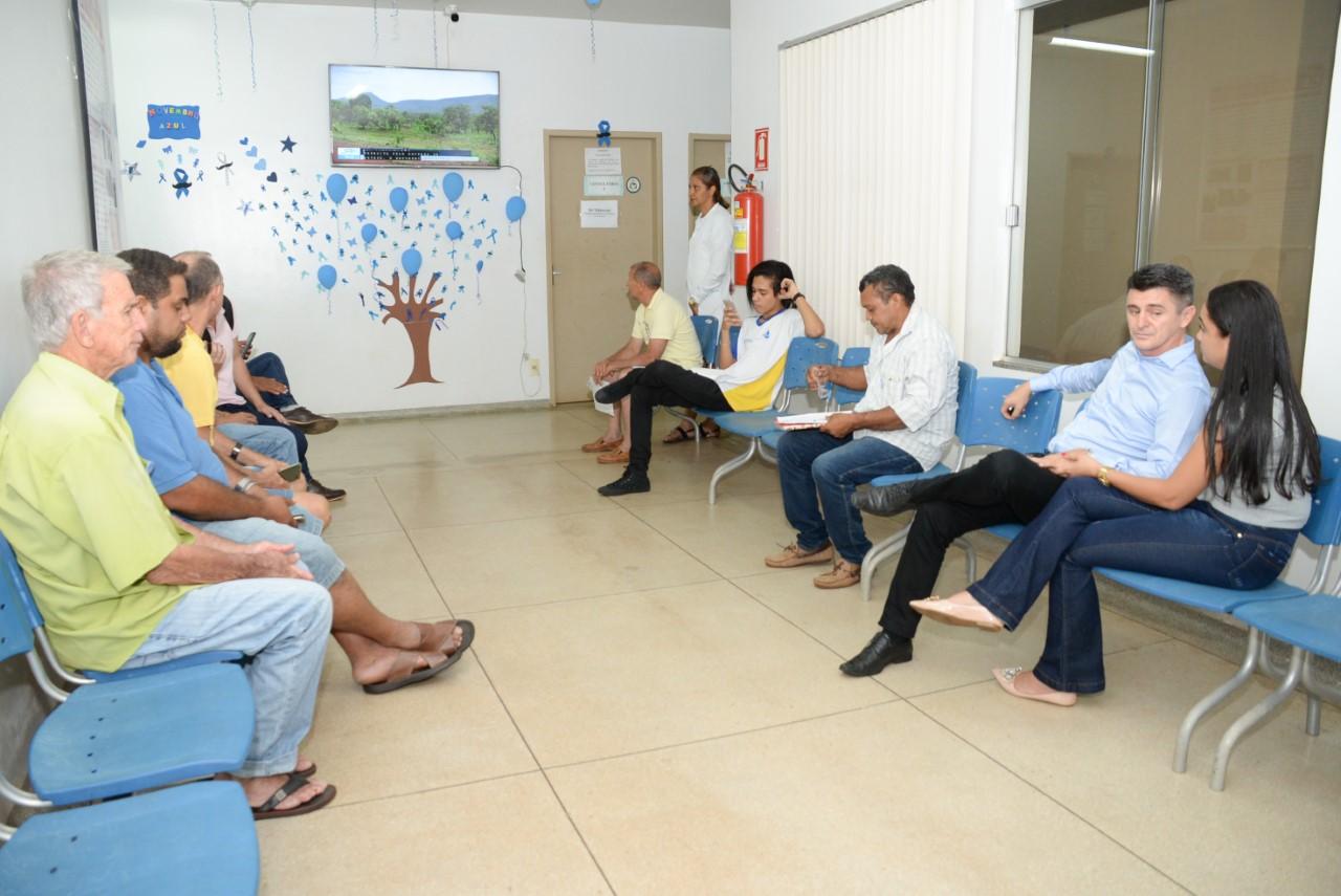 Semus promove atendimento noturno à população masculina de Palmas