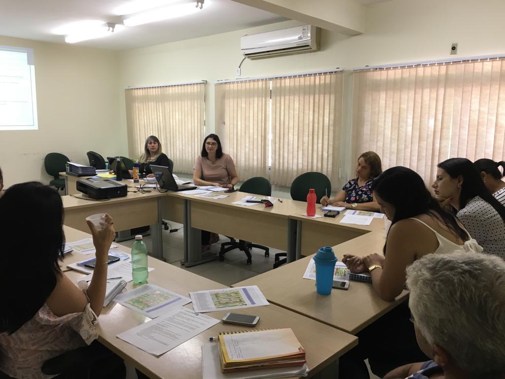 Educação inicia período de formação para equipes gestoras nas Diretorias Regionais