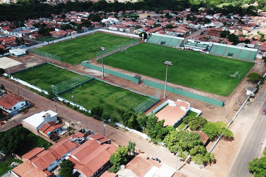 Complexo Esportivo do Estádio Pereirão será inaugurado em Paraíso
