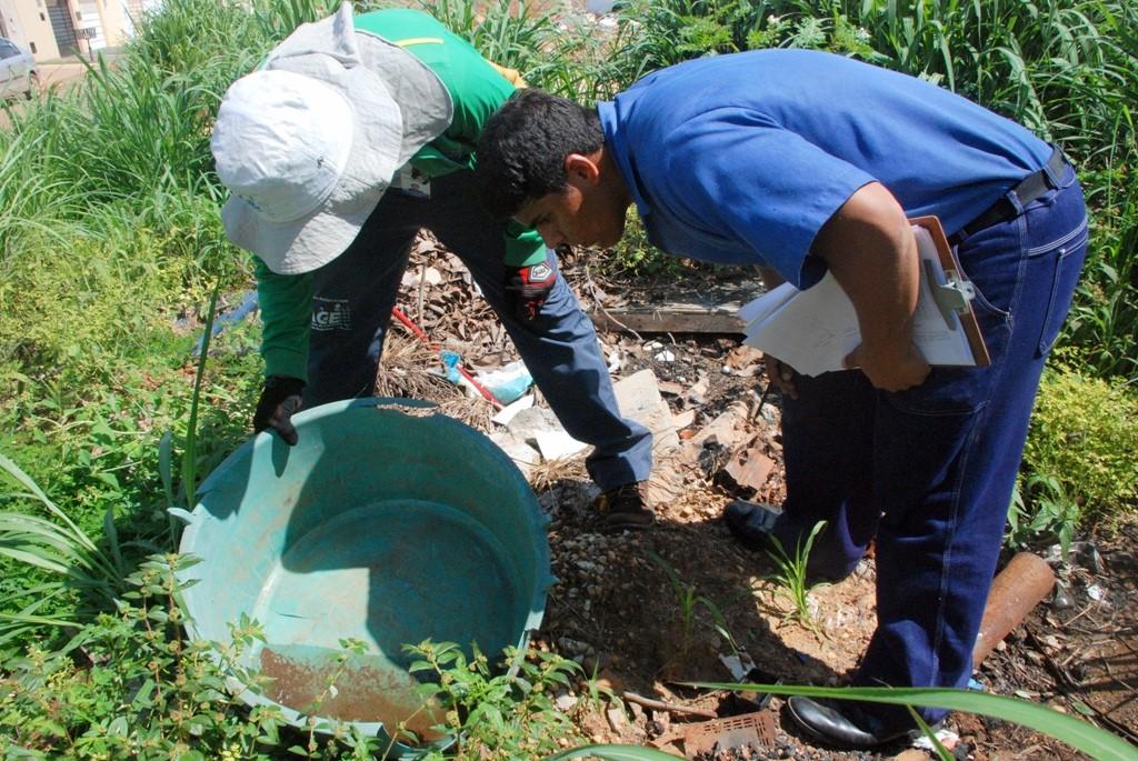 Semana de Combate ao Aedes é realizada no Tocantins