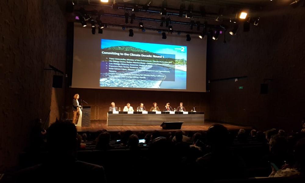 Governo do Tocantins participa de assembleia na COP 25 na Espanha
