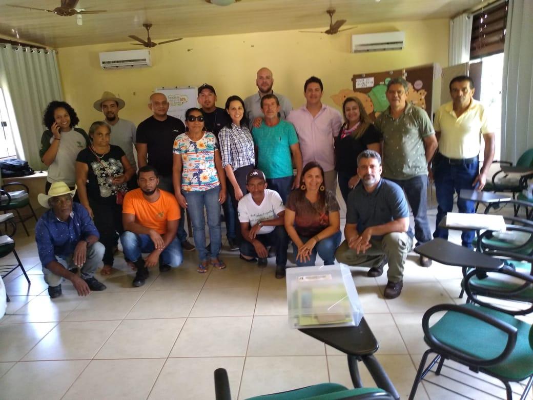 Conselho Gestor da APA do Jalapão é renovado para o Biênio 2019-2021