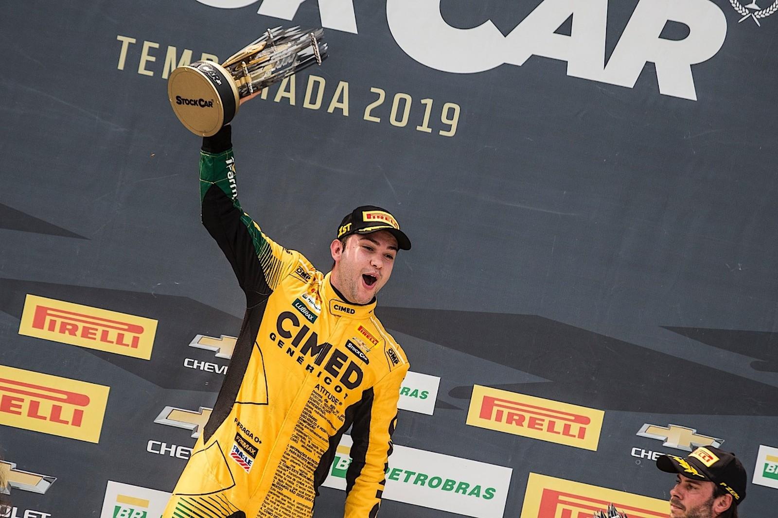 Campeão da Stock Car em 2016, Felipe Fraga deixa a categoria e vai focar na carreira internacional