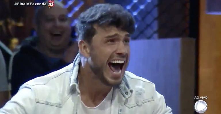 'A Fazenda 11': Lucas Viana vence com 59,17% dos votos