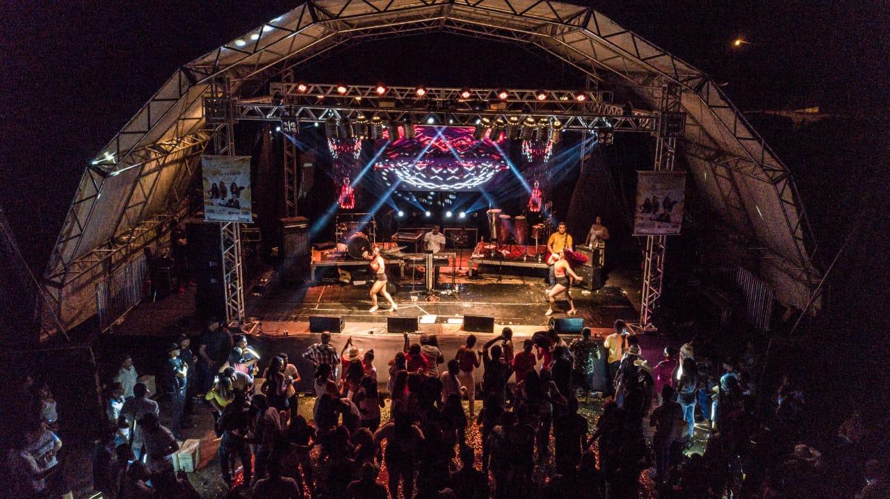 Réveillon 2020 em Monte Santo TO supera expectativas e reúne centenas de pessoas