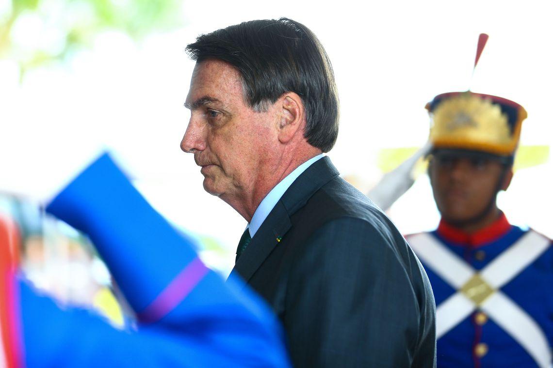 Bolsonaro diz que pretende manter relações comerciais com Irã
