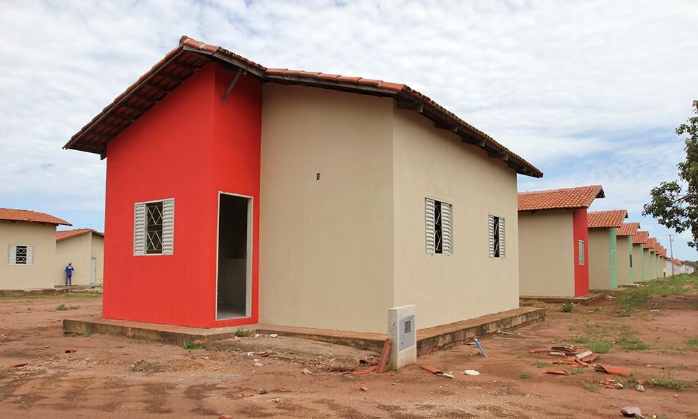 Governo inicia entrega de casas no Jardim Taquari em fevereiro