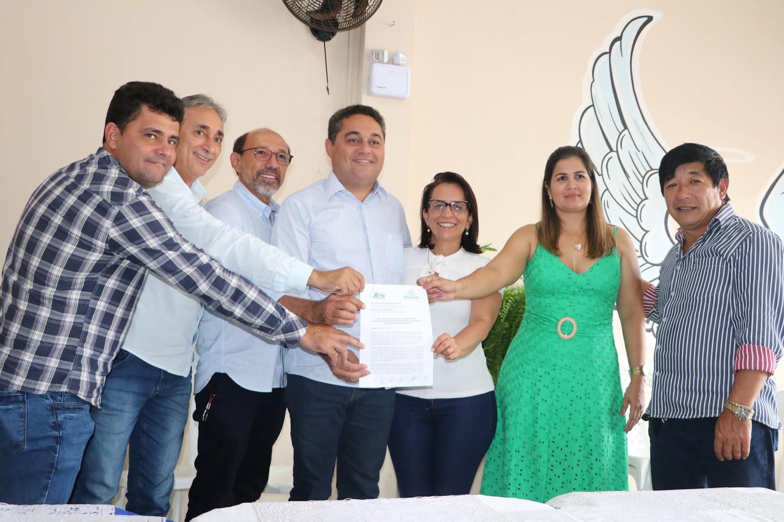 Rubens Sussumu se reúne com prefeitos do Tocantins em Alto parnaíba (MA)